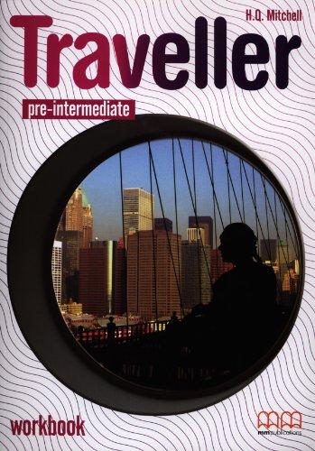 Traveller. Pre-intermediate. Workbook. Con cd: Mitchell, H.Q.