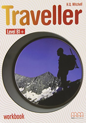 9789604436088: Traveller. B1+ Level. Workbook