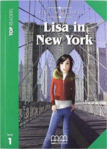 9789604436576: Lisa in New York: Student's Book