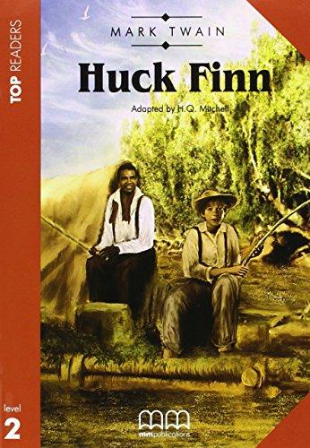 9789604436637: Huck finn. Top readers. Level A2 elementary. Con CD Audio