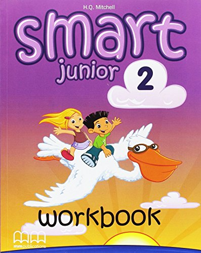 9789604438198: SMART JUNIOR 2 - WB + A/CD