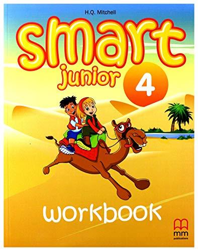 9789604438310: Smart Junior 4: Workbook (+ CD-ROM)