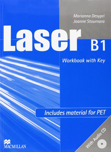 9789604471560: Laser B1: Workbook (with Key)