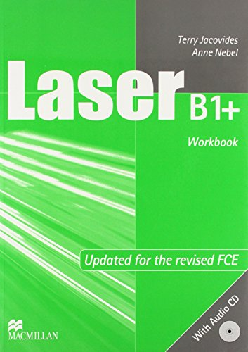 9789604471652: Laser B1+ Work Book without key + CD