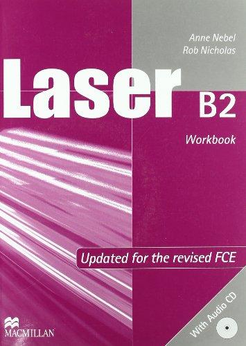 9789604471768: Laser B2: Workbook (without Key)