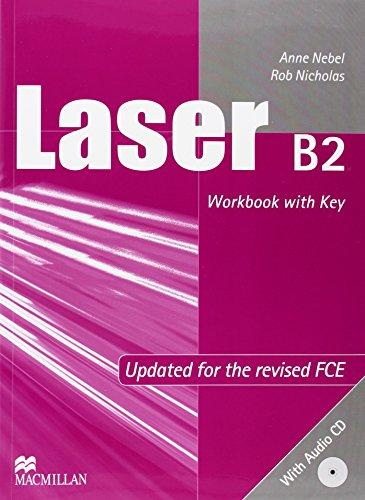 9789604471782: Laser B2: Workbook (with Key)