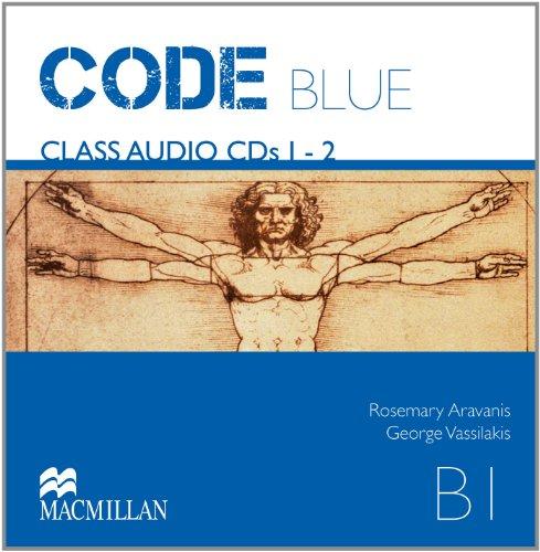 9789604472918: Code Blue B1 Class Audio CDs (2)
