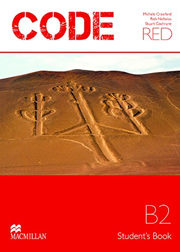 9789604473137: Code Red Upper-intermediate Student's Book B2