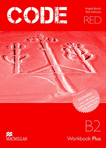 9789604473144: Code Red Upper-intermediate Workbook with Macmillan Practice Online & CD B2