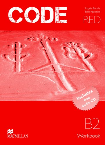 9789604473410: Code Red B2 Workbook with CD