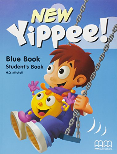 9789604781614: NEW YIPPEE! BLUE BOOK - SB