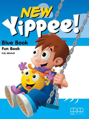 9789604781744: NEW YIPPEE BLUE FUNBOOK
