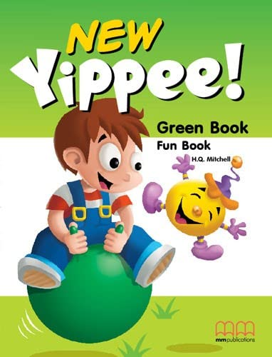 NEW YIPPEE GREEN FUNBOOK: AA,VV,.