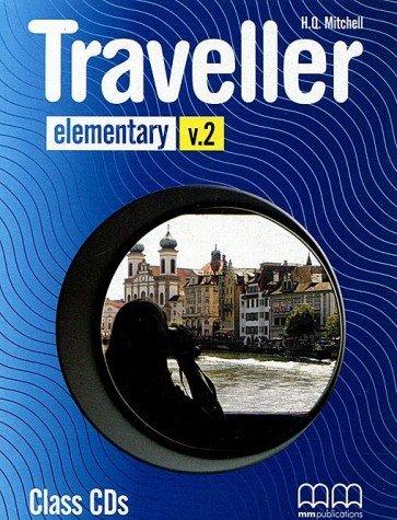 9789604785773: Traveller: Elementary (audiokurs na 3 CD)