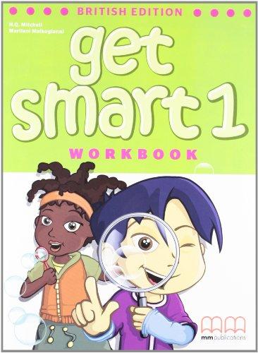 9789604788422: GET SMART 1 WORKBOOK + CD