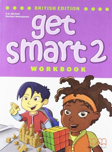 9789604788453: GET SMART 2 WORKBOOK + CD