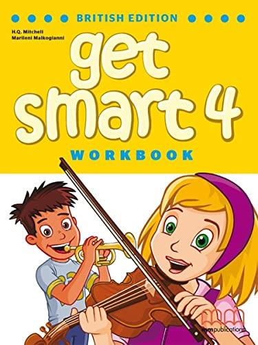 9789604788514: GET SMART 4 WORKBOOK + CD