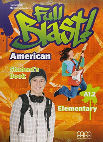 9789604789276: AM. FULL BLAST ELEMENTARY STUDENTS BOOK