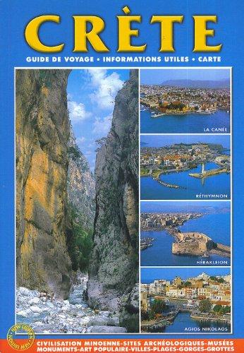 Crète - Livre