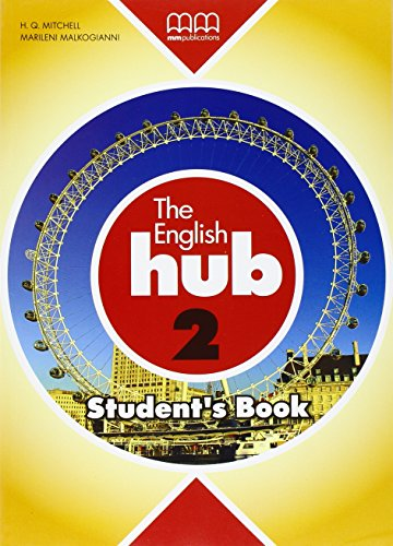 9789605098759: The English Hub 2 Student\'s Book