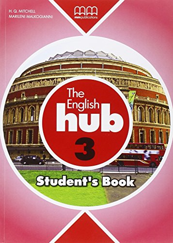 9789605098797: ENGISH HUB 3 STUDENTS BOOK, THE