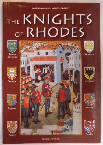 9789605405960: The Knights of Rhodes