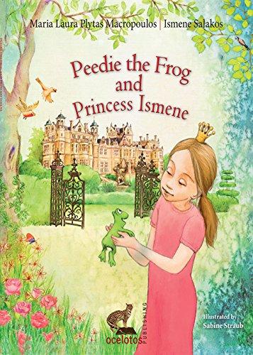 9789605641849: Peedie the Frog and Princess Ismene