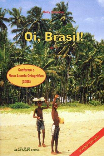 9789606312663: Oi, Brasil! - A1/A2/B1 - Soluções e Transcrições