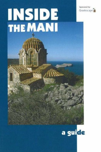9789606313073: Inside the Mani: A Guide