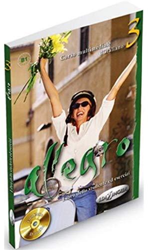 Allegro 3: Libro Dello Studente Ed Esercizi: Linda Toffolo