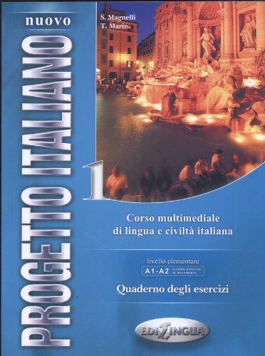 Nuovo Progetto Italiano 1: Corso Multimediale Di: Marin/Magnelli