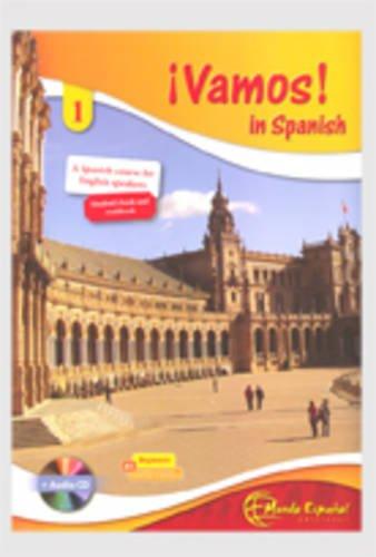 Vamos!: Vamos - English Edition - Student's