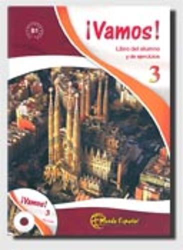 9789606632556: !!Vamos!: Libro Del Alumno + Ejercicios + CD 3 (Spanish Edition)