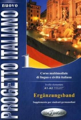 9789606632600: Progetto italiano. Vol. 1. Nuova edizione germanofoni
