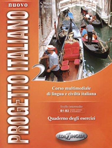 Nuovo Progetto Italiano 2 - Quaderno degli: T. Marin -