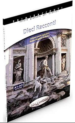 9789606632914: Nuovo Progetto Italiano: Dieci Racconti (Level A1-A2) (Italian Edition)