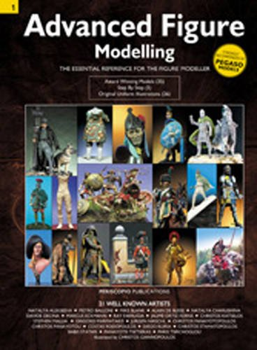 9789606740497: Advanced Figure Modelling: Vol. 1: The Essential Reference for the Figure Modeller