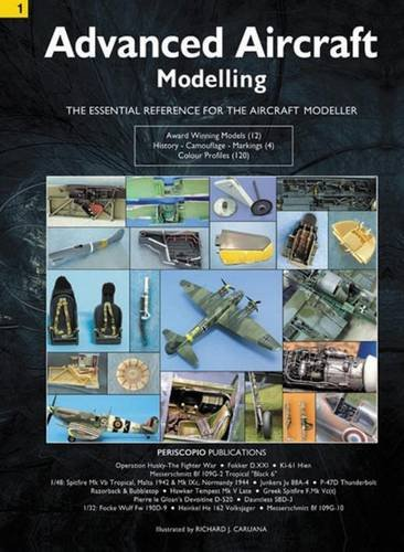 9789606740688: Advanced Aircraft Modelling: Volume 1: The Essential Reference for the Aircraft Modeller