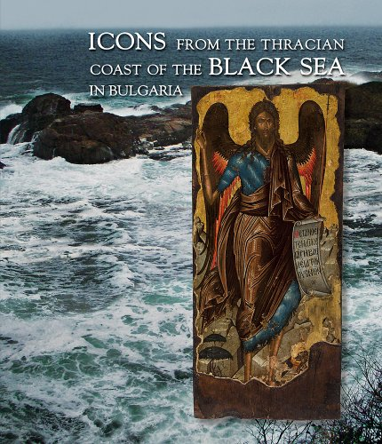 9789606878527: Icons from the Thracian Coast of the Black Sea