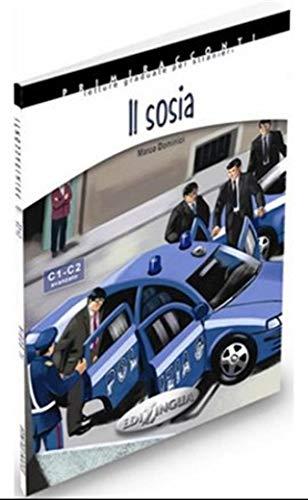 9789606930034: Primiracconti: Il Sosia + CD-Audio (Italian Edition)