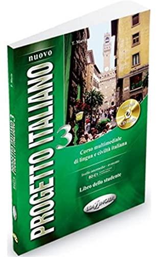 9789606930041: Progetto Italiano 3: Advanced
