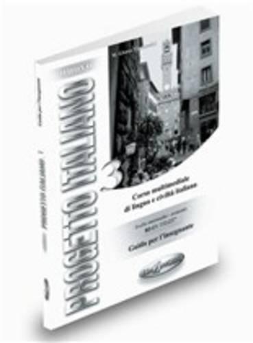 9789606930096: Nuovo Progetto Italiano: Guida Didattica 3 (Level C1-C2) (Italian Edition)
