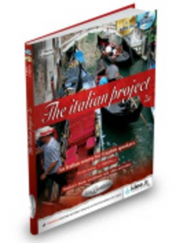 9789606930218: The Italian Project: Student's Book + Workbook + CD-Rom + Audio CD 2a (Italian Edition)