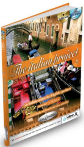 9789606930225: The Italian Project: Student's Book + Workbook + CD-Rom + Audio CD 2b (Italian Edition)