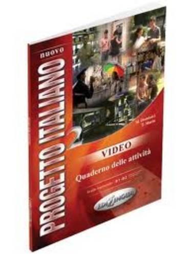 9789606930263: Nuovo Progetto Italiano: Quaderno DI Video 2/DVD (Level B1-B2) (Italian Edition)