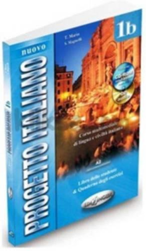 9789606930560: Nuovo Progetto Italiano (Split Version: 4 Volumes) (Italian Edition)