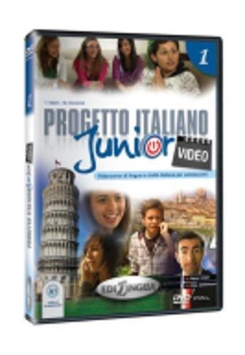 dvd).progetto italiano junior 1