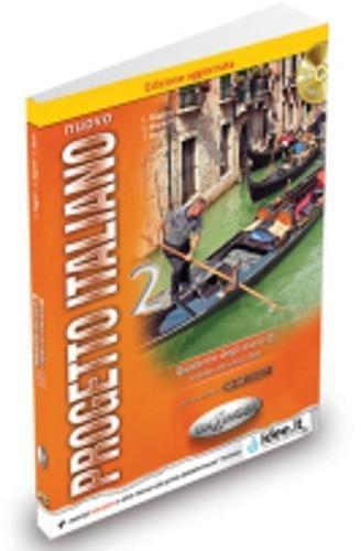 9789606931192: Nuovo Progetto Italiano 2 livello elementare B1-B2 : Quaderno degli esercizi a delle attività video (2CD audio)