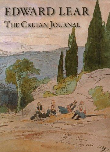 9789607120298: Edward Lear: The Cretan Journal (Romiosyni)