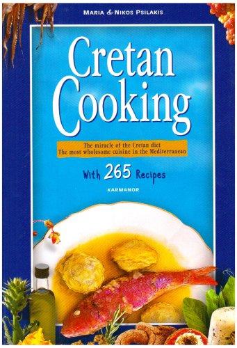 9789607448248: Cretan Cooking